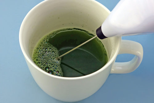 How to make Matcha Tea casually | Grace & Green