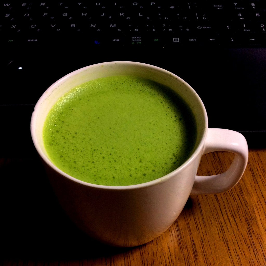 High Quality Organic Matcha from Uji, Kyoto, Japan - Grace & Green