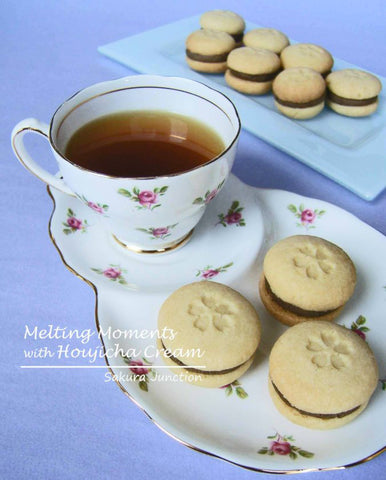 Houjicha Biscuits