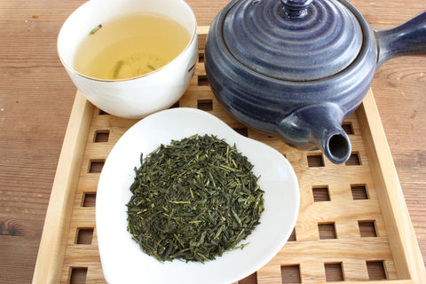 sencha, Grace & Green