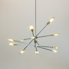 Spark Series Chandelier 3-30 LED