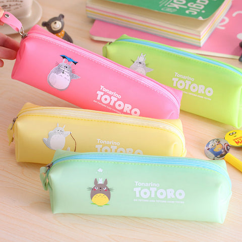 Kawaii Totoro Pencil Case