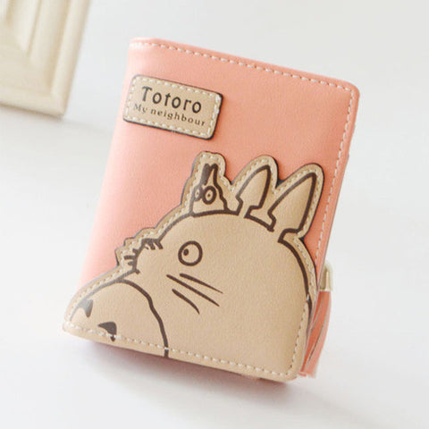 Korean Women Wallet My Neighbor Totoro