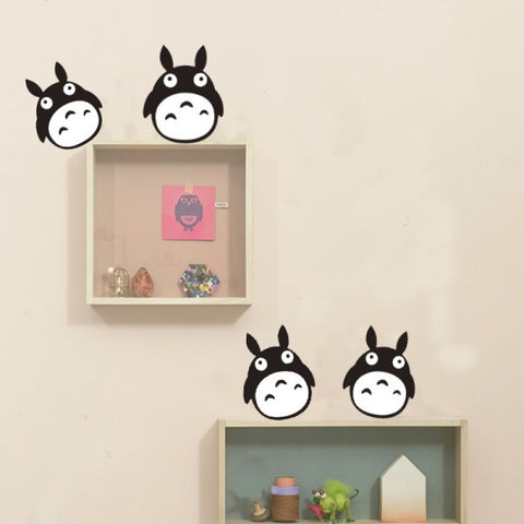 DIY My Neighbor Totoro Wall Sticker Decor