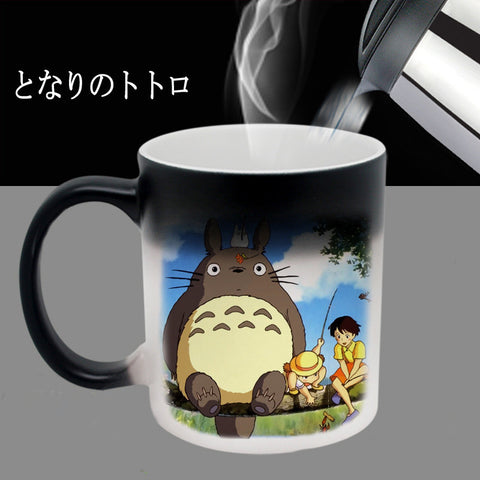 My Neighbor Totoro Heat Transforming Mug