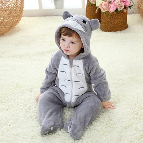 2866e3823328 Infant and Toddler Totoro Onesie Jumper – Totoro Store