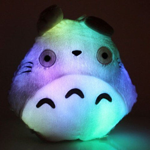 Totoro LED Night Light Pillow