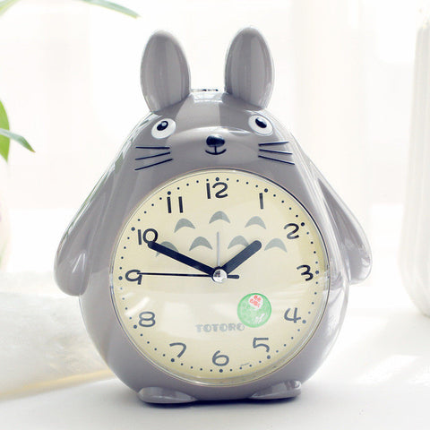 Totoro Quartz Table Clock