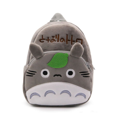 Kids Totoro Plush Backpack