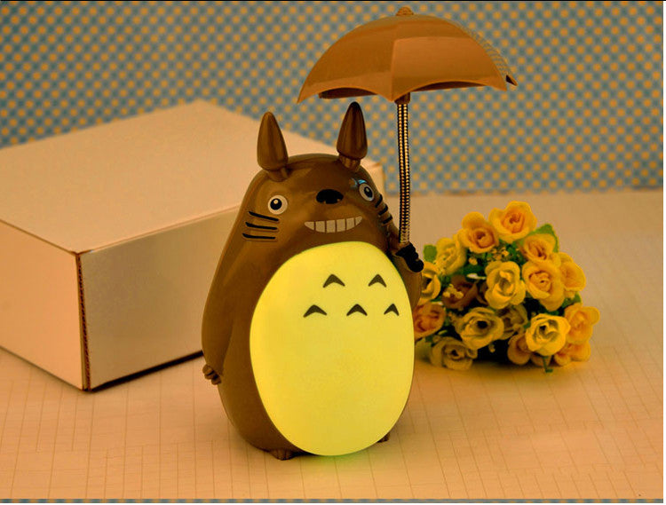 Cute Totoro Lamp USB Night Light – Totoro Store