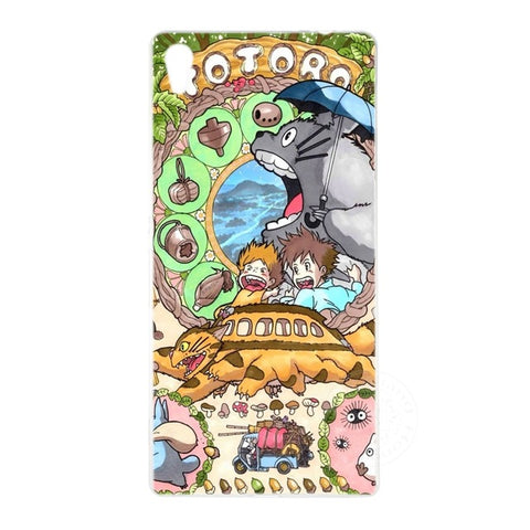 My Neighbor Totoro Cover Sony Xperia Phone Cases