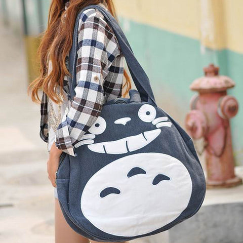 2016 Funny My Neighbor Totoro Hand Bag