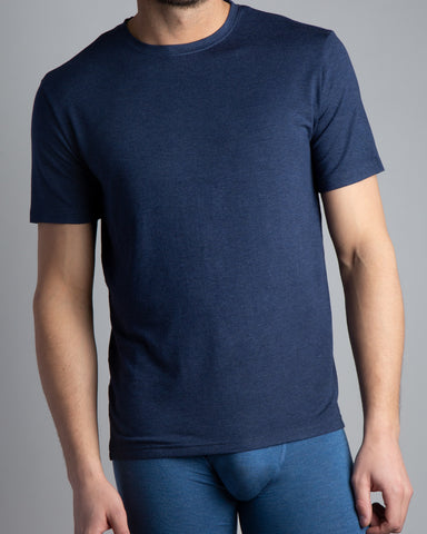 ELEMENT Cotton/Modal Pocket Crew Neck Tee