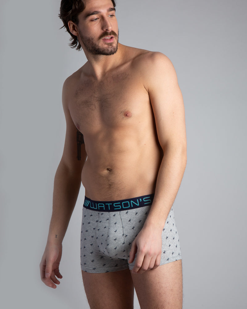Cotton/Modal Trunk