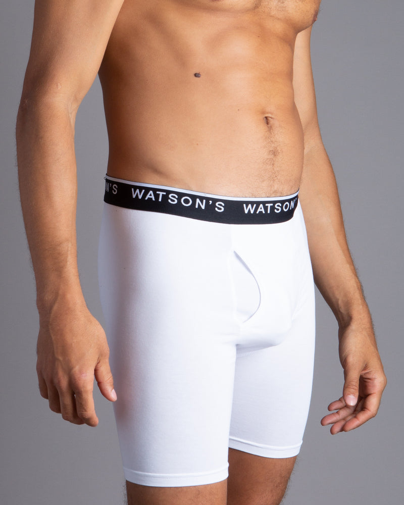 Cotton/Modal Boxer Brief