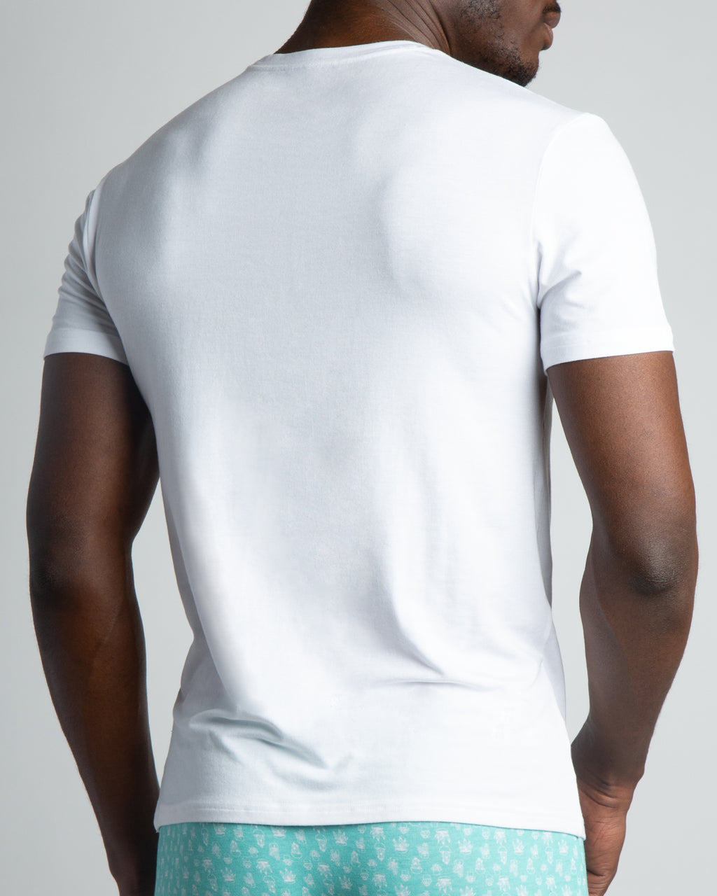 ELEMENT Cotton/Modal Short Sleeve Crew Neck Tee