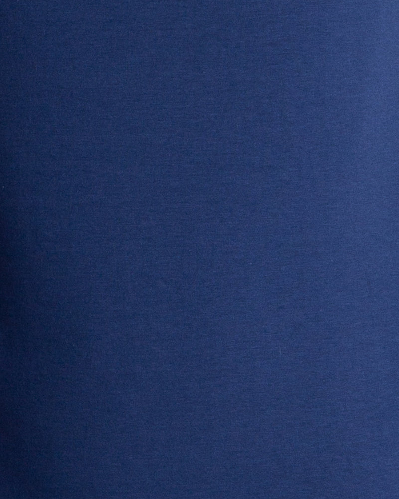 Cotton/Modal Crewneck T-shirt