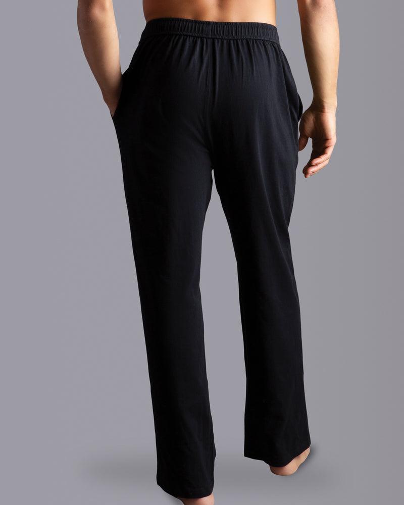 Cotton Straight Pant