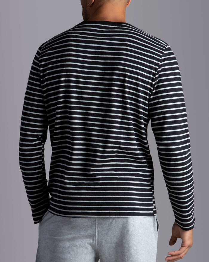 Long Sleeve Pocket T-shirt