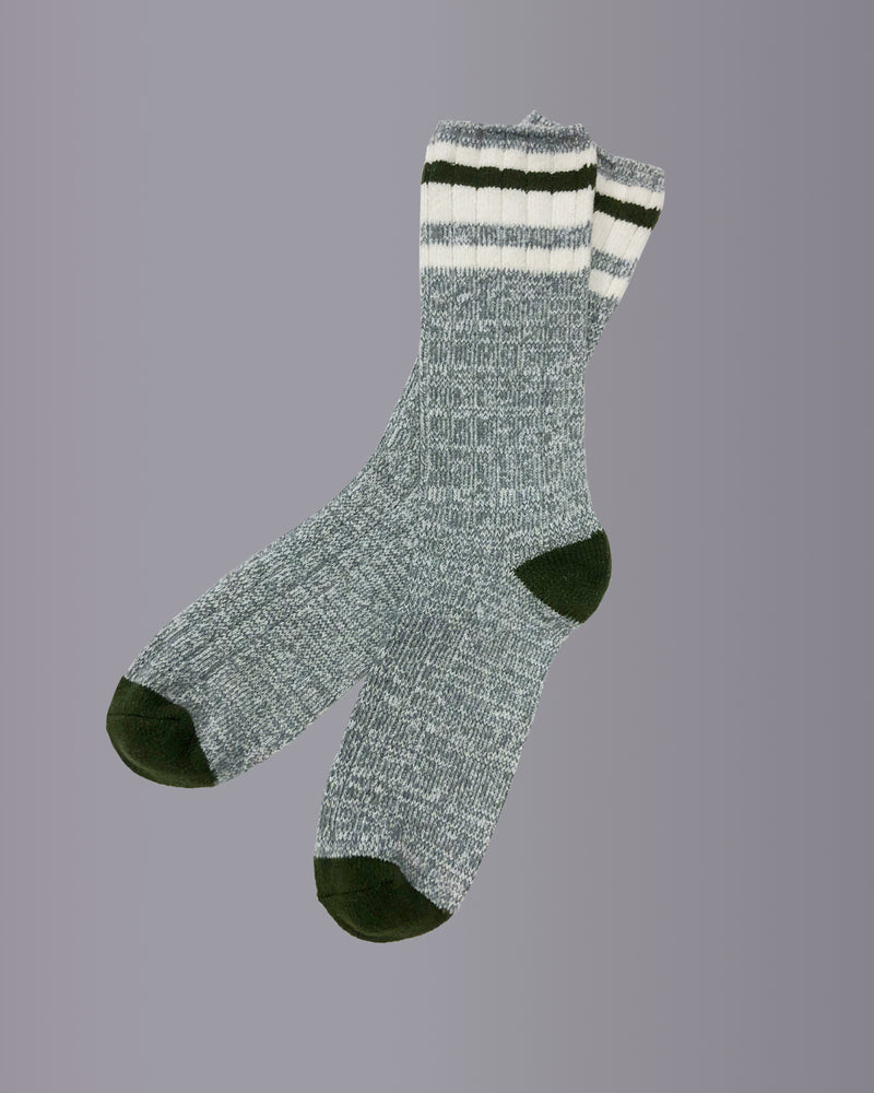 Men's Soft & Cozy Thermal Crew Socks