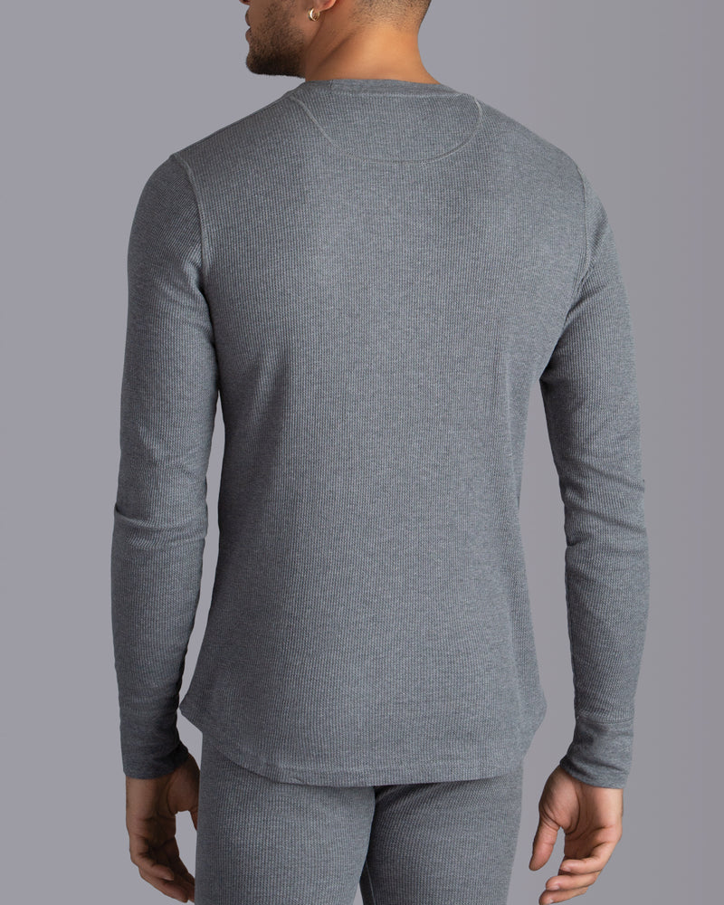 Thermal Crewneck