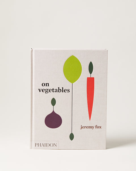 On Vegetables Book