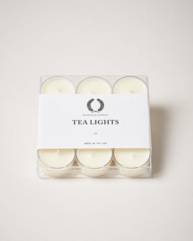 Tealight Candle - Set of 9