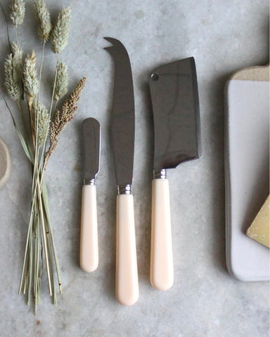 Milkmaid Cheese Knives