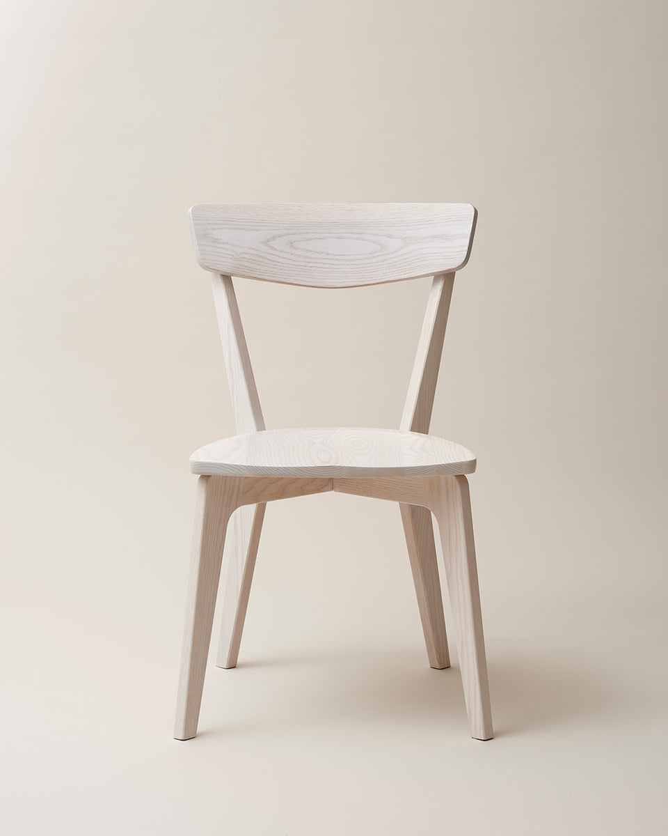 Bistro Dining Chair White Farmhouse Pottery
