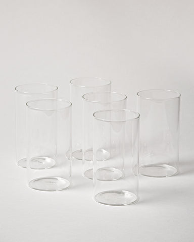 Silo Water Glass - Set of 6