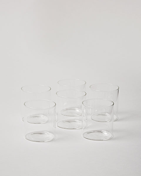 Silo Petite Glass - Set of 6