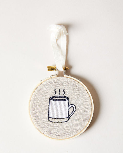 Farmhouse Embroidered Hoop