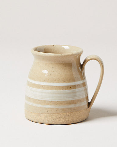 Yellowware Mug
