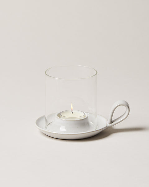 Pantry Tealight hurricane candle