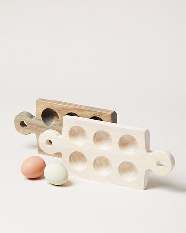 Cornish Half Dozen Egg Board