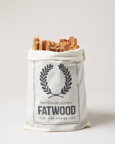 Fatwood- 5lb. bag