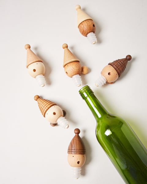Man Wine Stopper Group