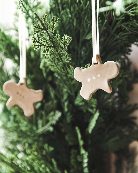 Baker's Gingerbread Ornaments