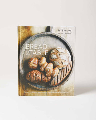 Bread on the Table Book