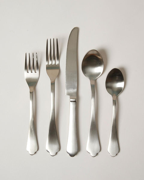 Essex Flatware in silver