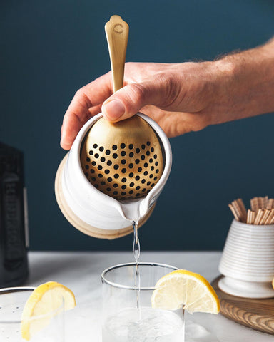 Essex Julep Strainer