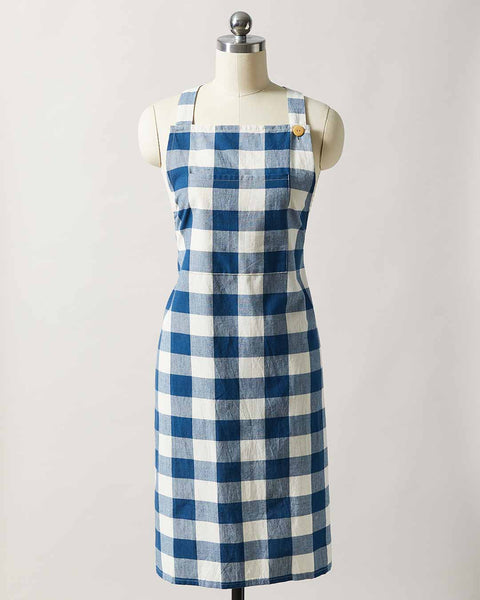 Farmer's Gingham Apron