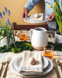 Farmer's Pitcher on Easter table