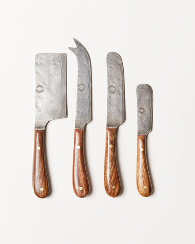 Forged Artisan Cheese Knives