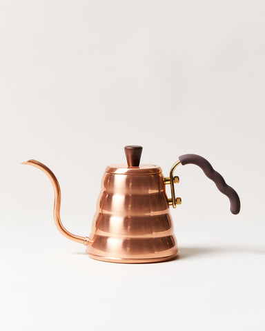 Copper Gooseneck Kettle