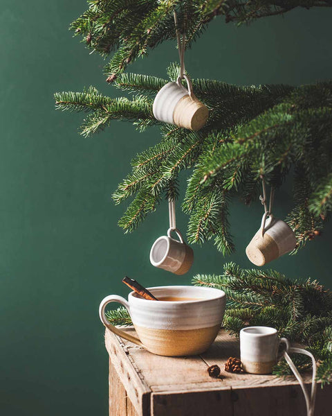 Mini Mug Ornament