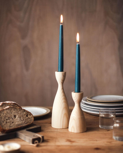 Pantry Candlestick - Natural
