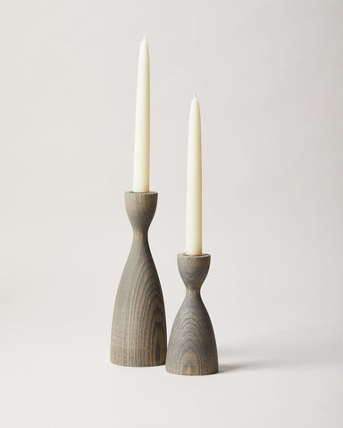 Pantry Candlesticks small and medium