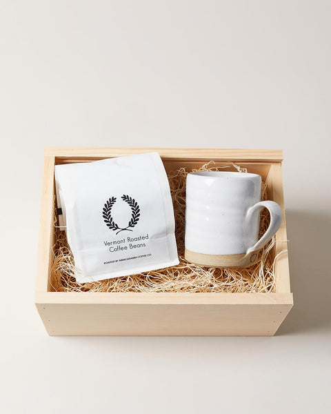 Silo Mug & Coffee Gift Set