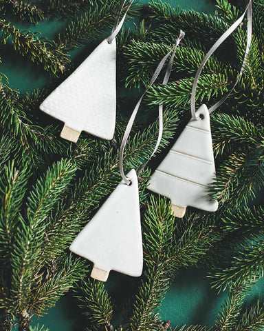 Vermont Evergreen Ornaments